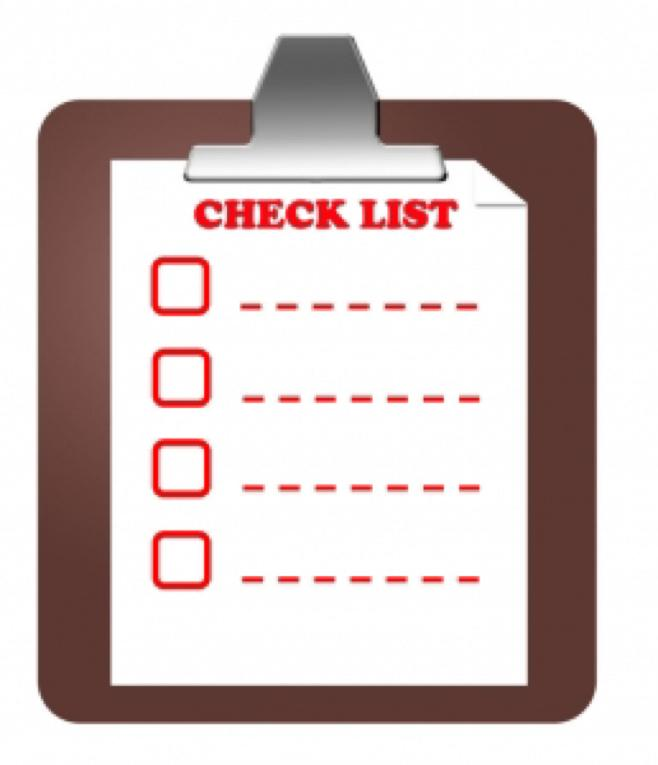 Checklist for developing strong e learning content