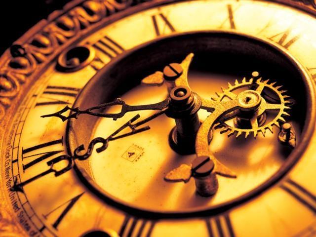 clock content