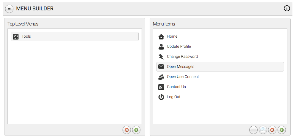 Atrixware » Blog Archive Internal Messages in Axis LMS