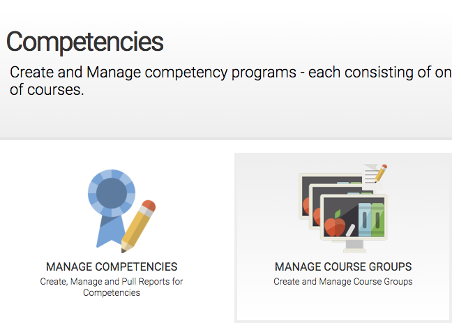 LMS Competency Programs