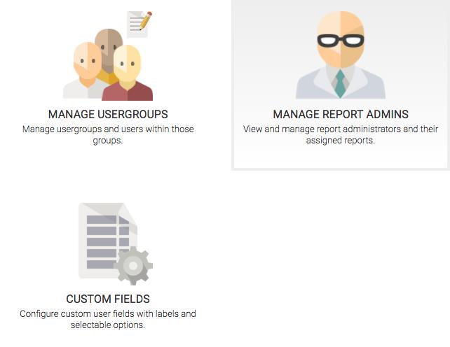 Report Admin Icon