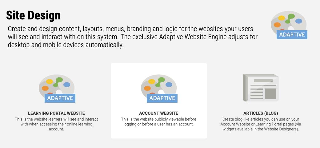 Site Designer