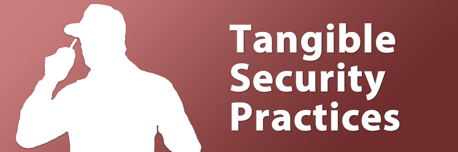 Tangible Security Practices