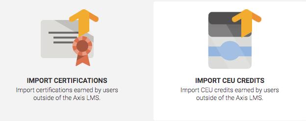 Import CEUs Tile