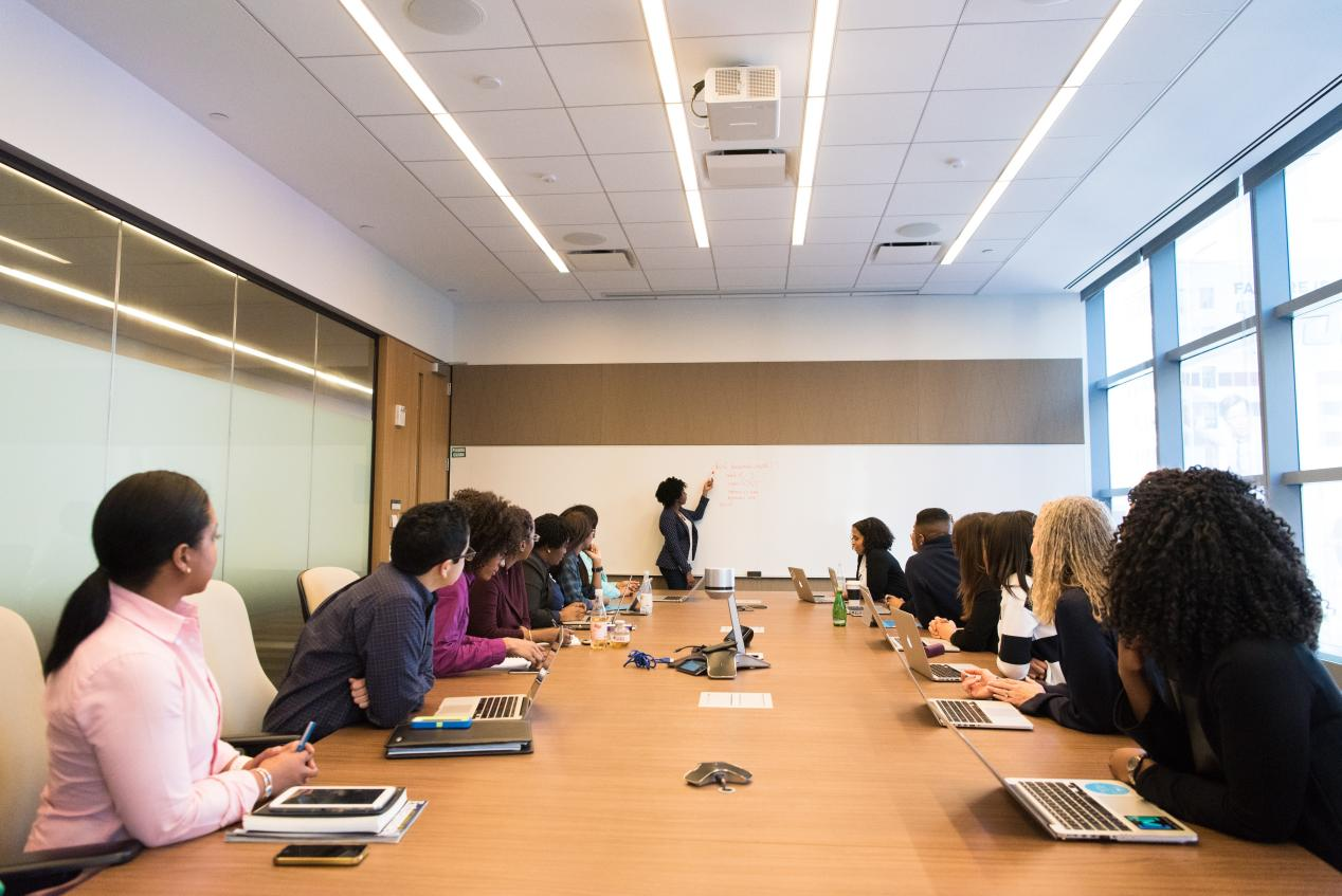 E-learning keeps organizations from having to conduct training workshops