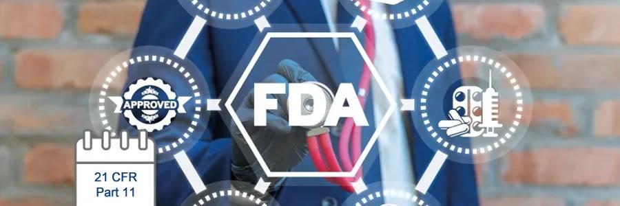 FDA 21 CFR Part 11 Compliant LMS